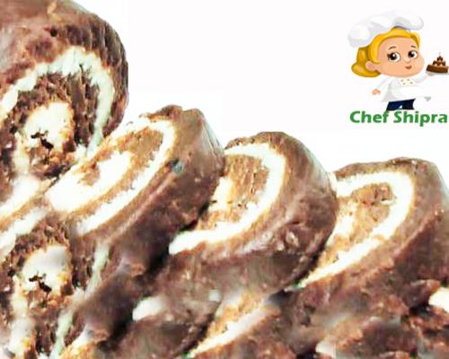 chef shipra milk roll recipe