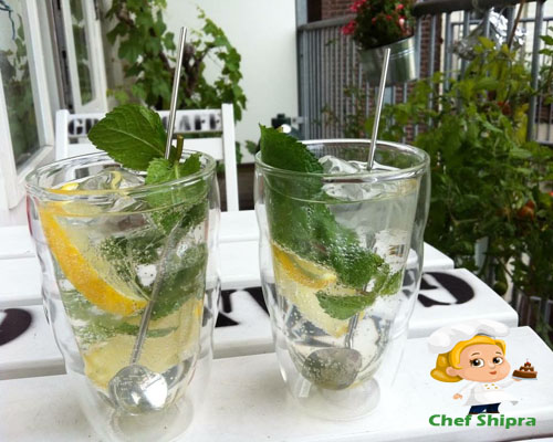 virgin mojito chefshipra recipe shikanji