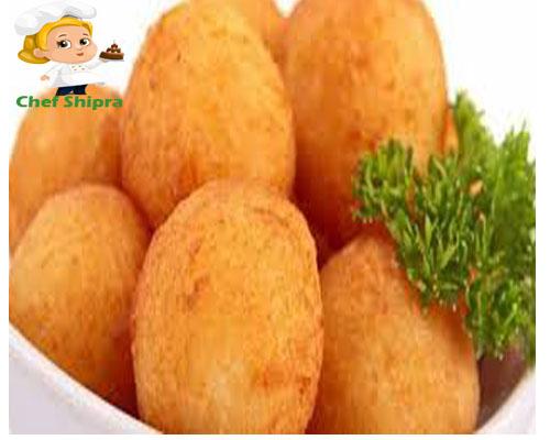 नवरात्रि स्पेशल : इस व्रत उपवास में बनाएं स्वादिष्ट आलू के बॉल्स