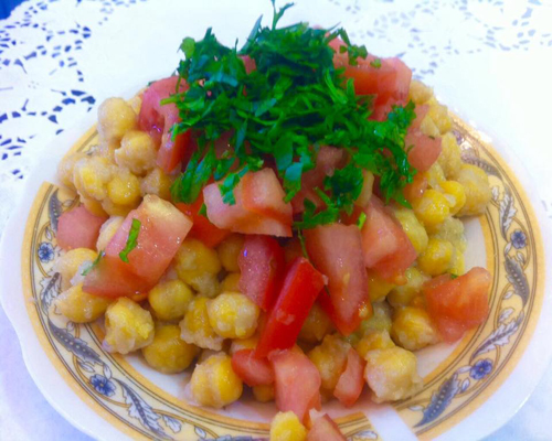 corn chat by chefshipra